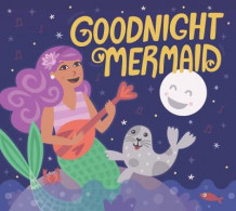 Goodnight Mermaid av Karla Oceanak (Innbundet)