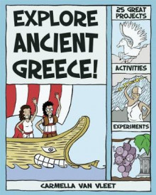 Explore Ancient Greece! av Carmella Van Vleet (Heftet)