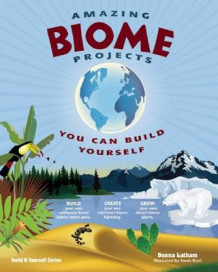 AMAZING BIOME PROJECTS av Donna Latham (Innbundet)