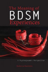Omslag - The Meaning of Bdsm Experiences