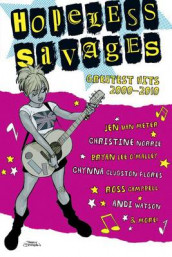 Hopeless Savages Greatest Hits Volume 1 av Jen Van Meter (Heftet)