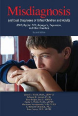 Omslag - Misdiagnosis and Dual Diagnoses of Gifted Children and Adults
