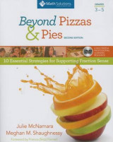 Omslag - Beyond Pizzas and Pies, Grades 3-5, Second Edition