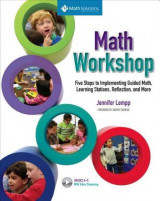 Omslag - Math Workshop: Five Steps to Implementing Guided Math, Learning Stations, Reflection, and More