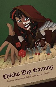 Chicks Dig Gaming: A Celebration of All Things Gaming by the Women Who Love It av Catherynne Valente, Seanan McGuire og Racheline Maltese (Heftet)