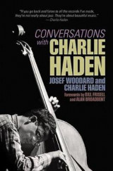 Omslag - Conversations with Charlie Haden
