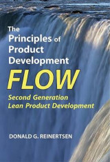 Omslag - The Principles of Product Development Flow