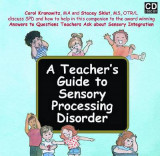 Omslag - A Teacher's Guide to Sensory Processing Disorder