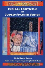 Omslag - Lyrical Eroticism in Judeo-Spanish Songs