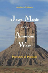 Omslag - Jews, Music and the American West