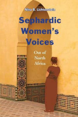 Omslag - Sephardic Women's Voices