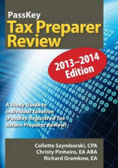 Passkey Tax Preparer Review av Richard Gramkow, Christy Pinheiro og Collette Szymborski (Heftet)