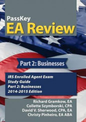 Passkey EA Review, Part 2 av Richard Gramkow, Christy Pinheiro og David V Sherwood (Heftet)