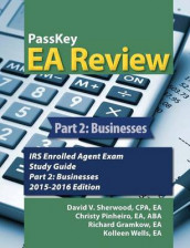 Passkey EA Review, Part 2 av Richard Gramkow, Christy Pinheiro og V David Sherwood (Heftet)