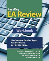 Passkey EA Review Workbook av Richard Gramkow, Christy Pinheiro og V David Sherwood (Heftet)
