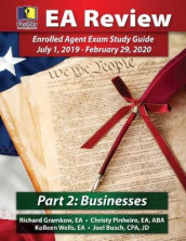 Passkey Learning Systems EA Review, Part 2 Businesses; Enrolled Agent Study Guide av Joel Busch, Richard Gramkow og Christy Pinheiro (Heftet)
