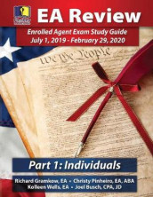 PassKey Learning Systems EA Review Part 1 Individuals; Enrolled Agent Study Guide av Joel Busch, Richard Gramkow og Christy Pinheiro (Heftet)