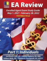 Omslag - PassKey Learning Systems EA Review Part 1 Individuals; Enrolled Agent Study Guide
