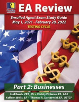 Omslag - PassKey Learning Systems EA Review Part 2 Businesses Enrolled Agent Study Guide