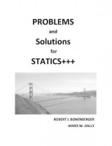 Omslag - Problems and Solutions for Statics+++