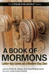 Omslag - A Book of Mormons