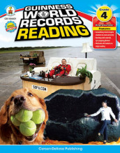 Guinness World Records(r) Reading, Grade 4 av Traci J Bellas, Henry Billings, Melissa Billings og Suzanne Francis (Heftet)