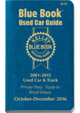 Omslag - Kelley Blue Book Consumer Guide Used Car Edition