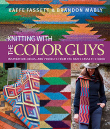 Knitting with the color guys av Kaffe Fassett (Innbundet)