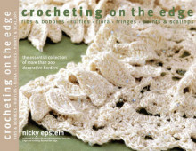Crocheting on the Edge av Nicky Epstein (Heftet)