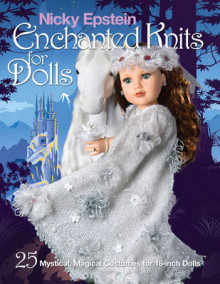 Nicky Epstein Enchanted Knits for Dolls av Nicky Epstein (Heftet)