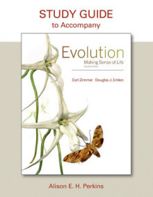 Study Guide for Evolution av Alison E H Perkins, Carl Zimmer og Douglas J Emlen (Heftet)