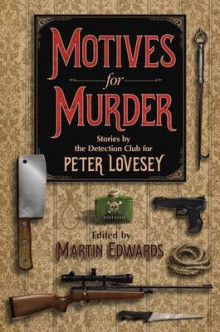 Motives for Murder av Peter Lovesey (Heftet)
