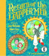 The Return of the Dapper Men av Jim McCann (Innbundet)