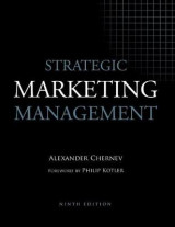 Omslag - Strategic Marketing Management, 9th Edition