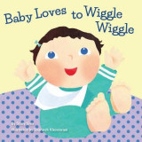 Omslag - Baby Loves to Wiggle Wiggle