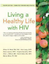Omslag - Living a Healthy Life with HIV