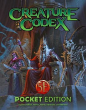 Creature Codex Pocket Edition av Wolfgang Baur, Dan Dillon, Richard Green, James Haeck, Chris Harris, James Introcaso, Chris Lockey, Shawn Merwin, Jon Sawatsky og Brian Suskind (Heftet)