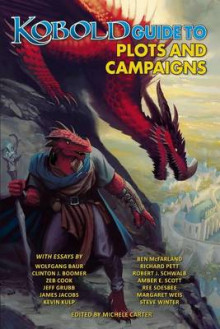 Kobold Guide to Plots & Campaigns av Margaret Weis (Heftet)