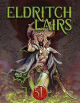 Omslag - Eldritch Lairs (5E)