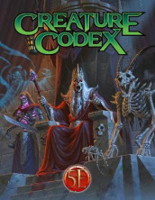 Creature Codex av Wolfgang Baur, Dan Dillon, Richard Green, James Haeck, Chris Harris, Jeremy Hochhalter, James Introcaso og Jon Sawatsky (Innbundet)