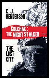 Omslag - Kolchak and the Lost World
