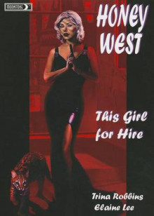 Honey West av Elaine Lee og Trina Robbins (Heftet)