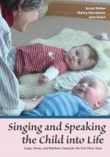 Omslag - Singing and Speaking the Child Into Life