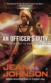 An Officer's Duty av Jean Johnson (Heftet)