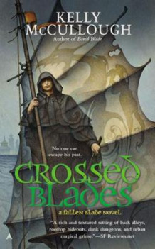 Crossed Blades av Kelly McCullough (Heftet)