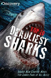 Discovery Channels Top 10 Deadliest Sharks av Joe Brusha (Heftet)