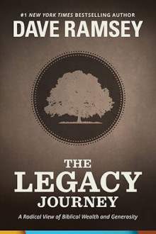 The Legacy Journey av Dave Ramsey (Innbundet)