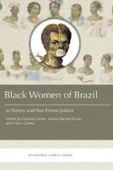 Omslag - Black Women in Brazil in Slavery and Post-Emancipation