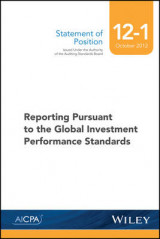 Omslag - SOP 12-1 Reporting Pursuant to the Global Investment Performance Standards