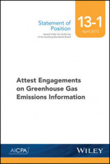 Omslag - SOP 13-1 Attest Engagements on Greenhouse Gas Emissions Information